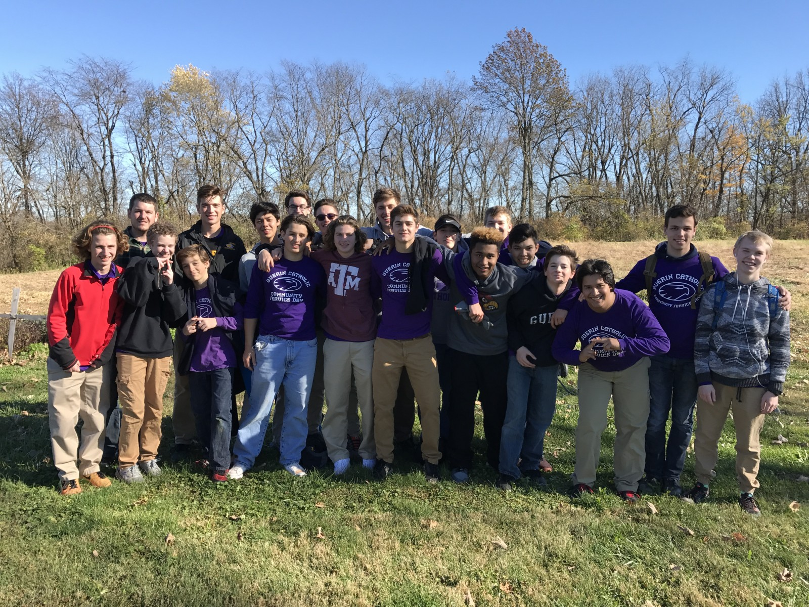 Teter Vols from Guerin Catholic