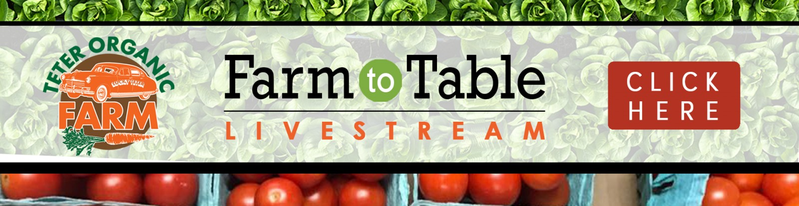 Farm-to-Table Dinner | 2020 livestream web banner