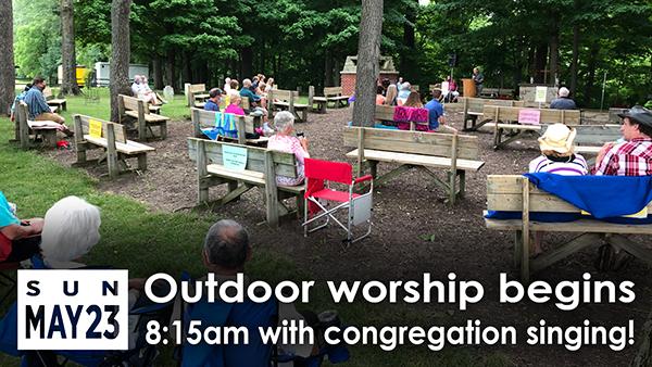 Outdoor worship | 2021 web-c
